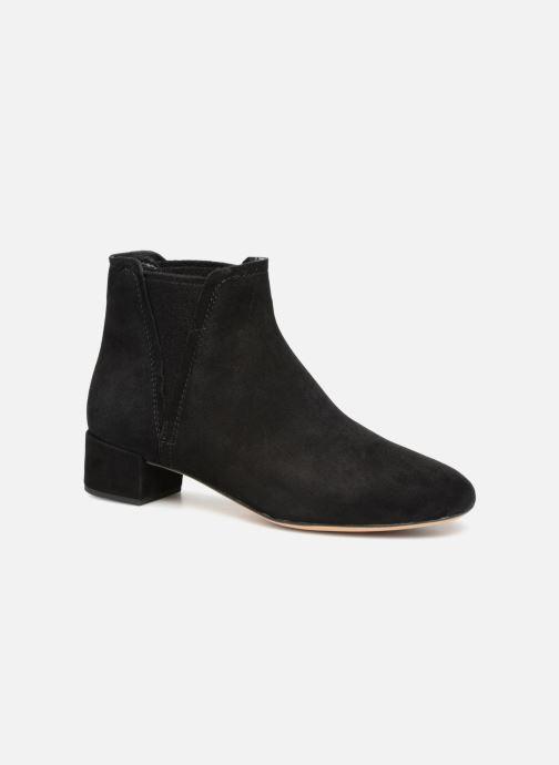 Bottines et boots Clarks Orabella Ruby Noir vue détail/paire