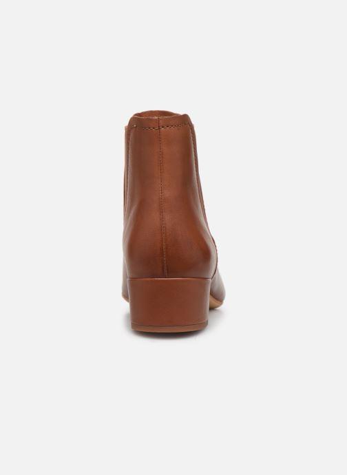 Boots en enkellaarsjes Clarks Orabella Ruby Bruin rechts