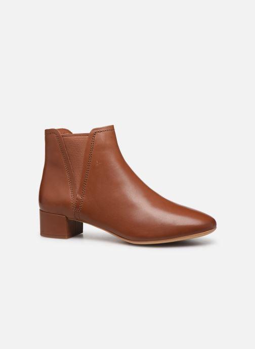 Boots en enkellaarsjes Clarks Orabella Ruby Bruin achterkant