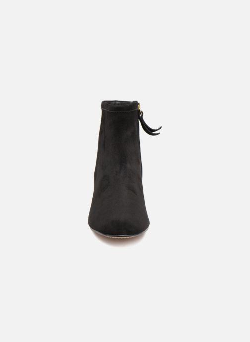 Bottines et boots Clarks Grace Bella Noir vue portées chaussures