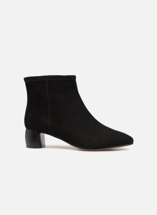 Bottines et boots Clarks Grace Bella Noir vue derrière