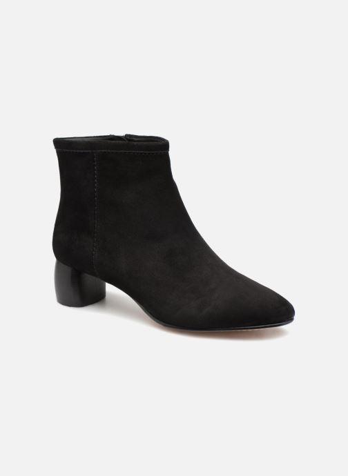 Bottines et boots Clarks Grace Bella Noir vue détail/paire