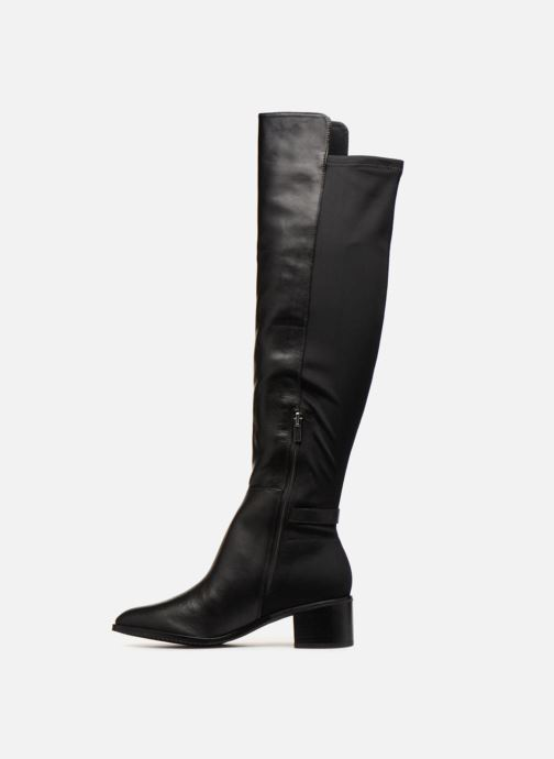 Boots & wellies Clarks Poise Orla Black front view