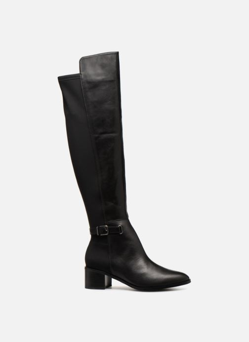 Boots & wellies Clarks Poise Orla Black back view