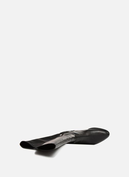 Stiefel Clarks Poise Orla schwarz ansicht von links