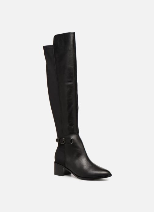 Stiefel Clarks Poise Orla schwarz detaillierte ansicht/modell