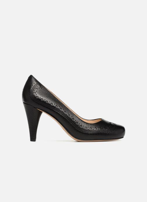 High heels Clarks Dalia Ruby Black back view