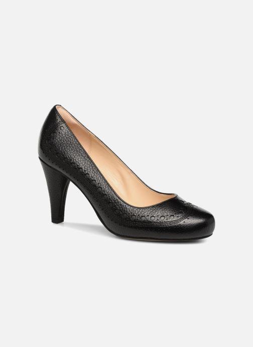 High heels Clarks Dalia Ruby Black detailed view/ Pair view