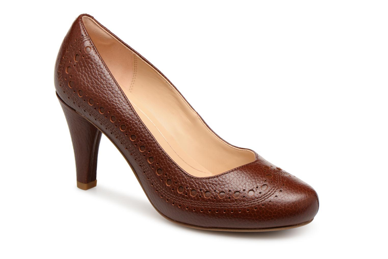 Clarks Dalia Ruby heels (Brown) - High heels Ruby chez (340384) 539996