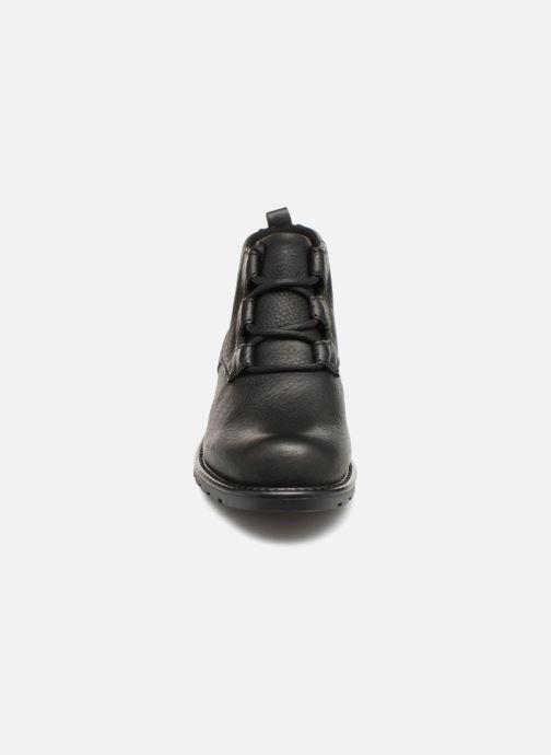 Bottines et boots Clarks Orinoco Oaks Noir vue portées chaussures