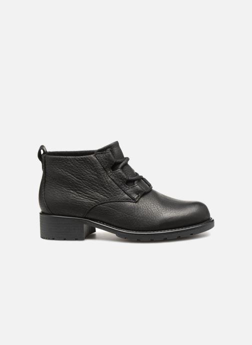 Bottines et boots Clarks Orinoco Oaks Noir vue derrière
