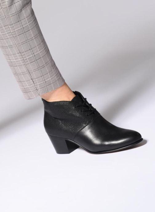 Boots en enkellaarsjes Clarks Maypearl Lucy Zwart onder