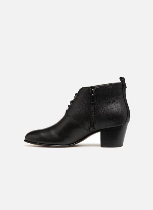 Boots en enkellaarsjes Clarks Maypearl Lucy Zwart voorkant