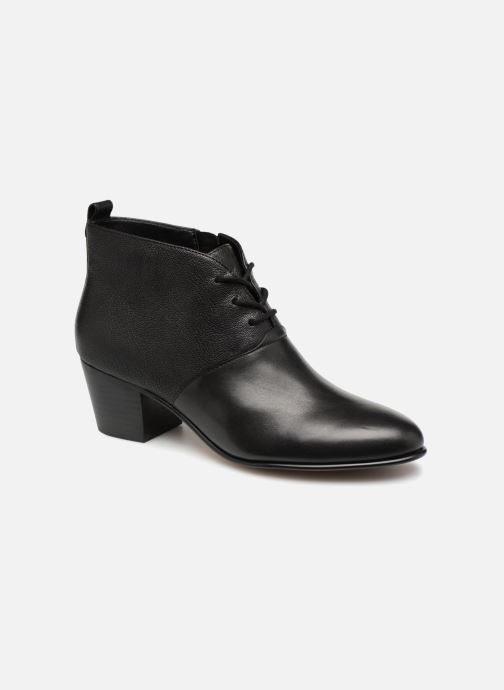 Boots en enkellaarsjes Clarks Maypearl Lucy Zwart detail