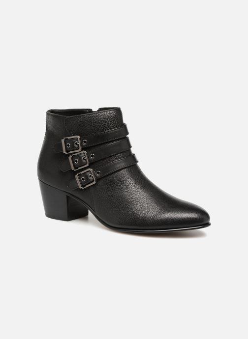 Bottines et boots Clarks Maypearl Rayna Noir vue détail/paire