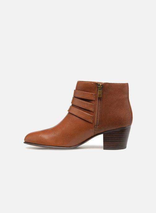 Bottines et boots Clarks Maypearl Rayna Marron vue face