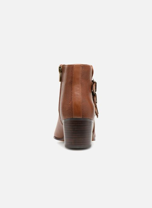 Bottines et boots Clarks Maypearl Rayna Marron vue droite