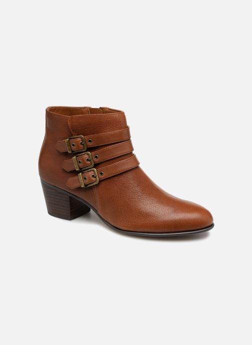 Bottines et boots Clarks Maypearl Rayna Marron vue détail/paire