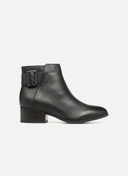 Ankle boots Clarks Elvina Dream Black back view