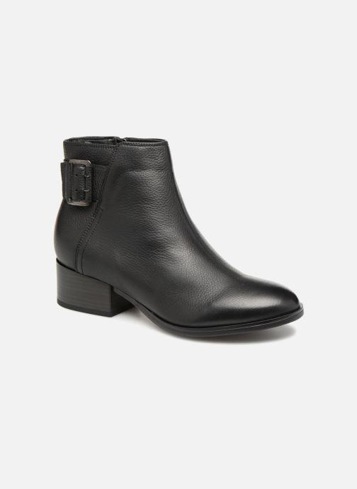 Bottines et boots Clarks Elvina Dream Noir vue détail/paire
