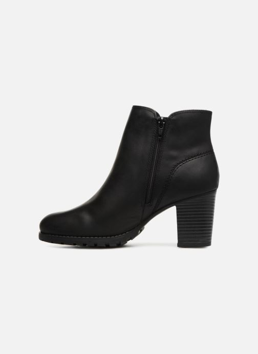 Bottines et boots Clarks Verona Trish Noir vue face
