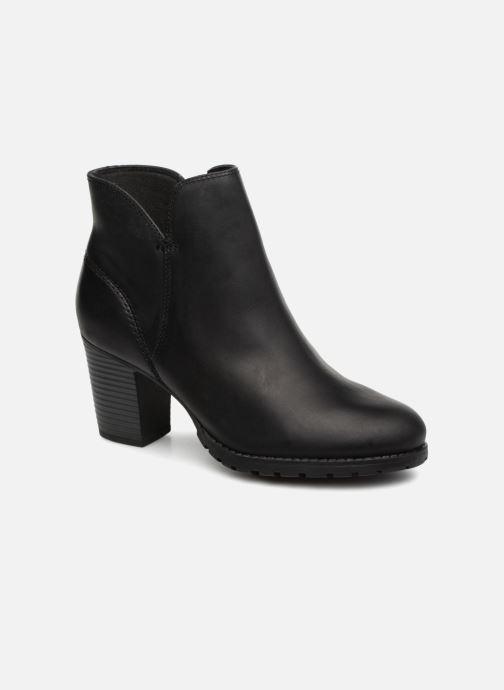 Bottines et boots Clarks Verona Trish Noir vue détail/paire