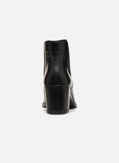 Bottines et boots Clarks Mascarpone Bay Noir vue droite