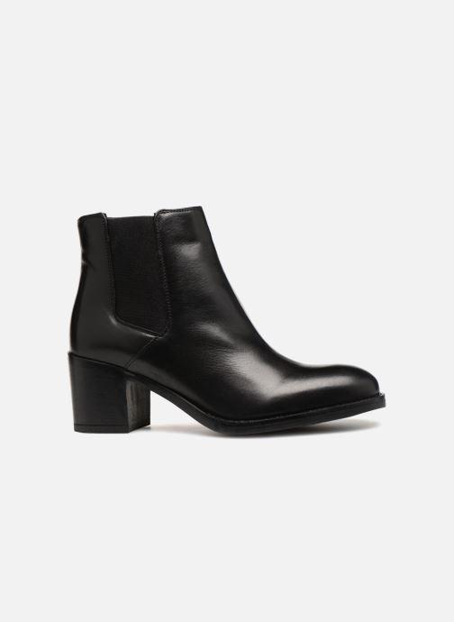 Bottines et boots Clarks Mascarpone Bay Noir vue derrière