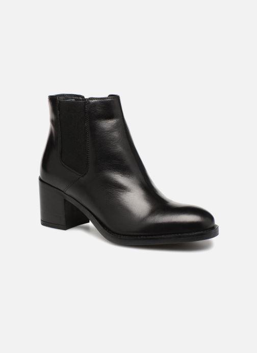 Bottines et boots Clarks Mascarpone Bay Noir vue détail/paire
