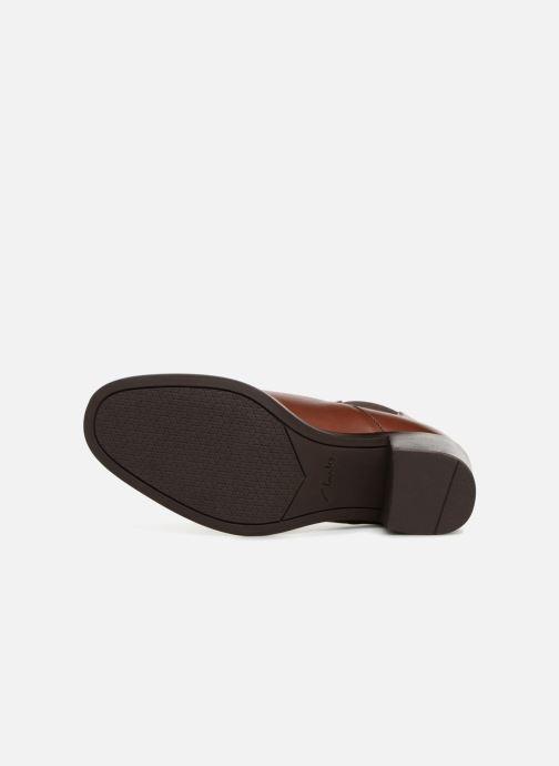 Clarks Tan Mascarpone Bay Tan Mascarpone Bay Leather Leather Clarks Clarks 8qr8f