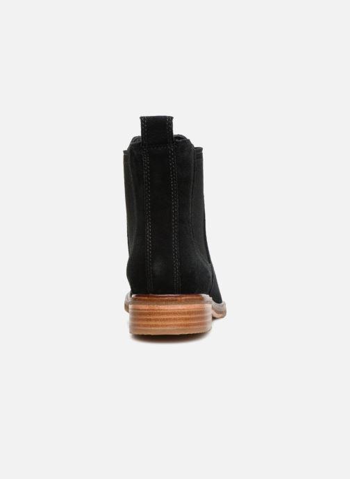 Bottines et boots Clarks Clarkdale Arlo Noir vue droite