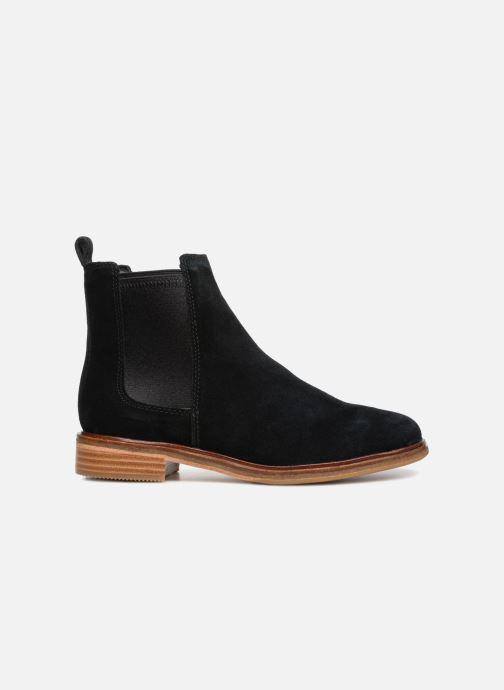 Bottines et boots Clarks Clarkdale Arlo Noir vue derrière