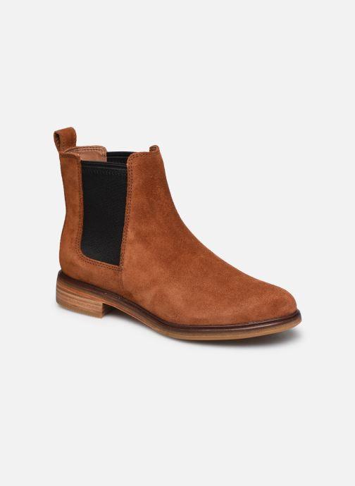Stiefeletten & Boots Clarks Clarkdale Arlo braun detaillierte ansicht/modell