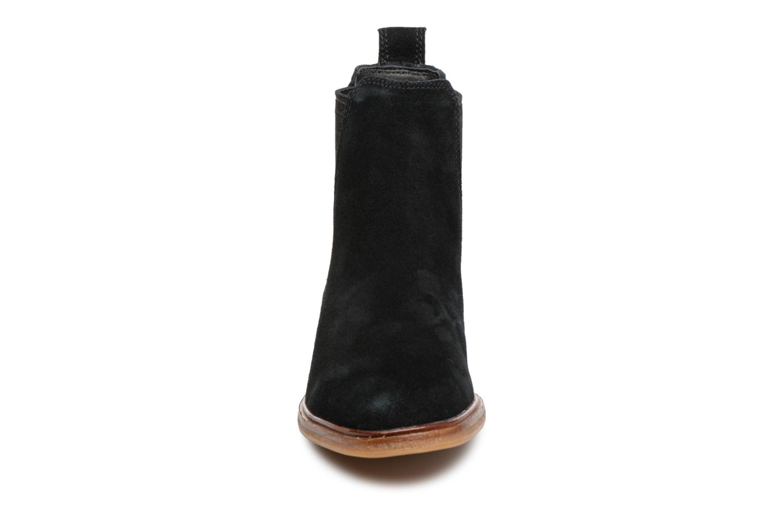 Stiefeletten & Boots Clarks Clarkdale Arlo schwarz schuhe getragen