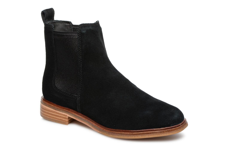 Stiefeletten & Boots Clarks Clarkdale Arlo schwarz detaillierte ansicht/modell