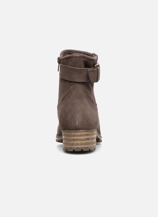 Bottines et boots Clarks Marana Amber Marron vue droite