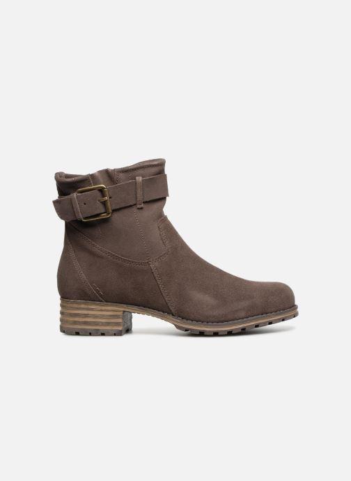 Bottines et boots Clarks Marana Amber Marron vue derrière