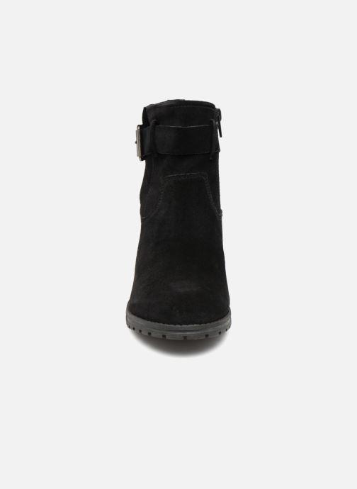 Bottines et boots Clarks Marana Amber Noir vue portées chaussures