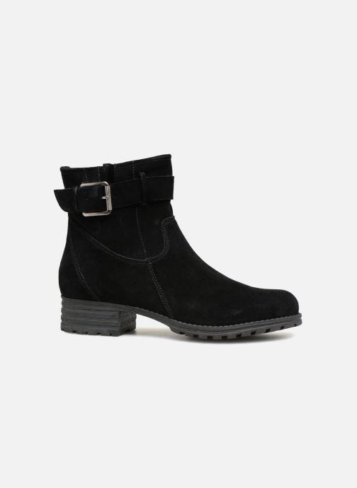 Bottines et boots Clarks Marana Amber Noir vue derrière