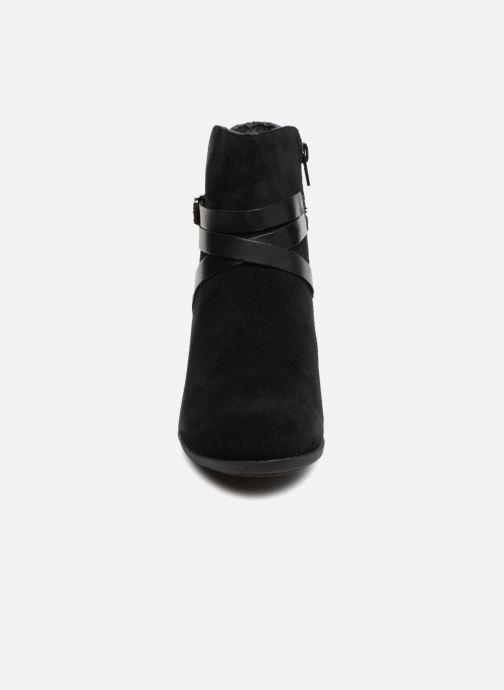 Bottines et boots Clarks Enfield Coco Noir vue portées chaussures