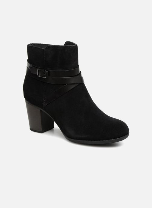 Bottines et boots Clarks Enfield Coco Noir vue détail/paire