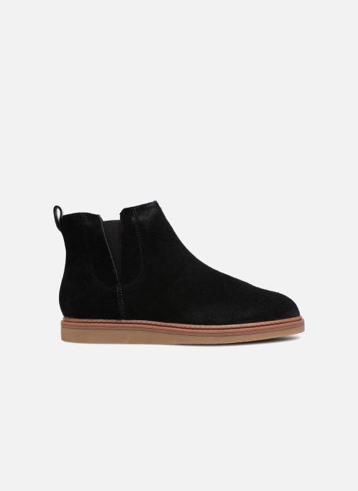Bottines et boots Clarks Dove Madeline Noir vue derrière
