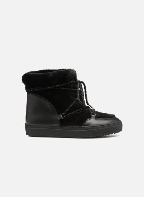 Boots en enkellaarsjes Made by SARENZA Toundra Girl Bottines Moumoute #1 Zwart detail