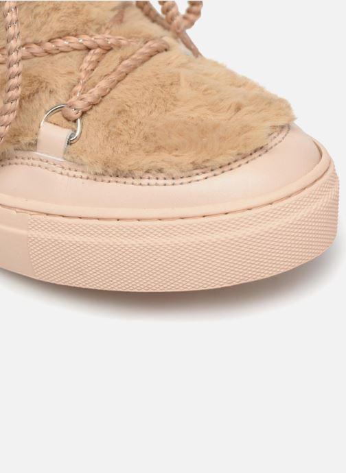 Stiefeletten & Boots Made by SARENZA Toundra Girl Bottines Moumoute #1 beige ansicht von links