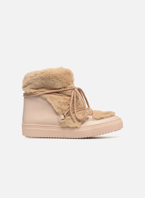 Bottines et boots Made by SARENZA Toundra Girl Bottines Moumoute #1 Beige vue détail/paire