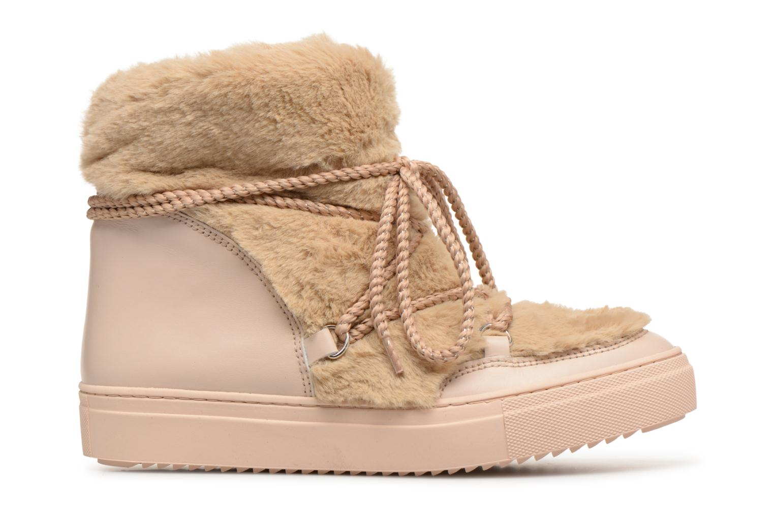 Rosecuir Bottines By Sarenza Lisse Rose 1 Moumoute Made
