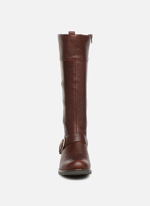 Boots & wellies Clarks Orinoco Jazz Brown model view