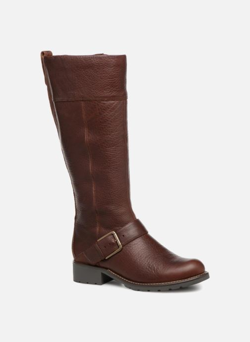 Boots & wellies Clarks Orinoco Jazz Brown detailed view/ Pair view