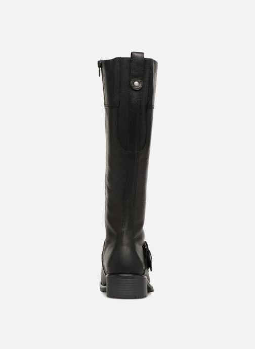 Boots & wellies Clarks Orinoco Jazz Black view from the right