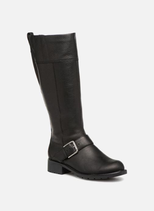 Boots & wellies Clarks Orinoco Jazz Black detailed view/ Pair view